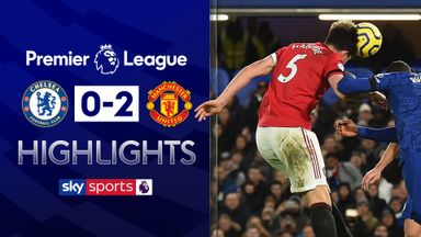 VAR controversy as Man Utd punish Chelsea