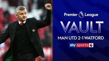 PL Vault | Man Utd 2-1 Watford (2019)