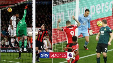 PL goals directly from a corner!