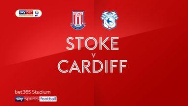 Stoke 2-0 Cardiff