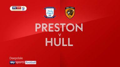 Preston 2-1 Hull