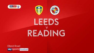 Leeds 1-0 Reading