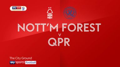 Nottingham Forest 0-0 QPR