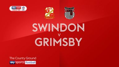 Swindon 3-1 Grimsby
