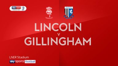 Lincoln 0-0 Gillingham