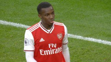 Chance for Nketiah (24)