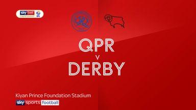 QPR 2-1 Derby