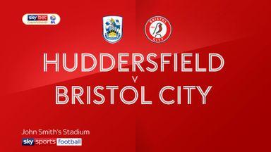 Huddersfield 2-1 Bristol City