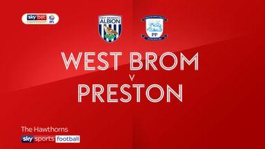 West Brom 2-0 Preston