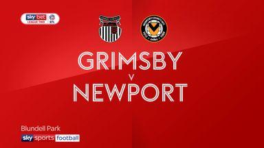 Grimsby 4-2 Newport