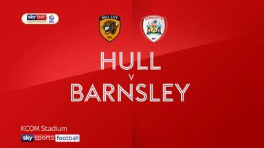 Hull 0-1 Barnsley