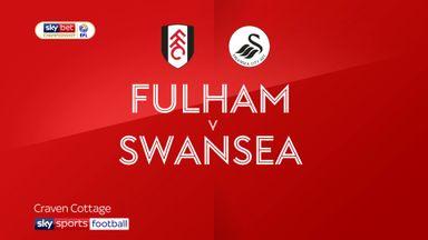 Fulham 1-0 Swansea