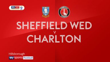 Sheff Wed 1-0 Charlton
