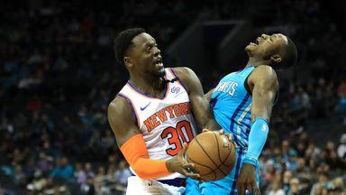 NBA Wk19: Knicks 101-107 Hornets