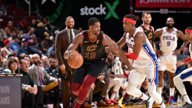 NBA Wk19: 76ers 94-108 Cavaliers