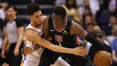 NBA Wk19: Clippers 102-92 Suns