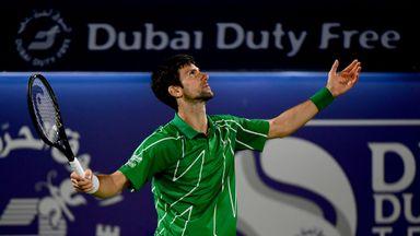 Djokovic beats Khachanov in straight sets