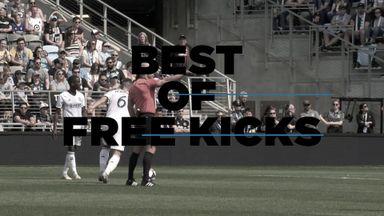 Best free-kicks from the MLS - 2019