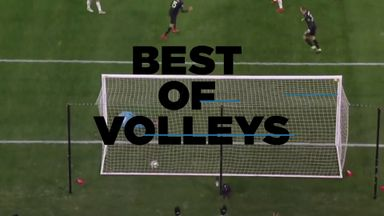 Best volleys from the MLS - 2019