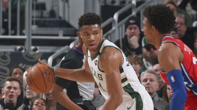 NBA Wk18: 76ers 98-119 Bucks
