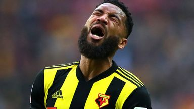 Mariappa: My highs and lows at Watford