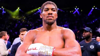Hearn: AJ wants Fury fight next