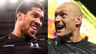 Hatton: AJ vs Fury? It has to happen