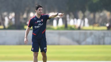 Arteta: The players are on board