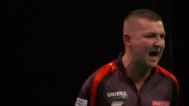 Aspinall's epic 129 checkout