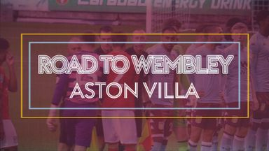 Aston Villa's Road to Wembley