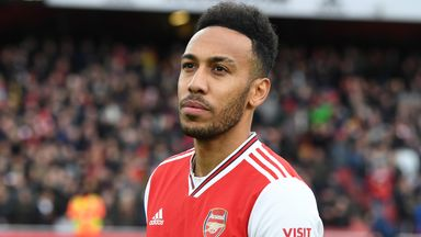 PL Player of the Round: Aubameyang