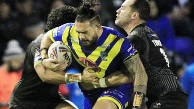 Warrington 32-22 Toronto