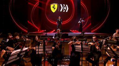 Ferrari's big launch party