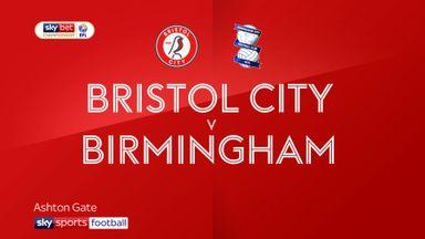 Bristol City 1-3 Birmingham