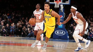 NBA Wk18: Pacers 106-98 Knicks