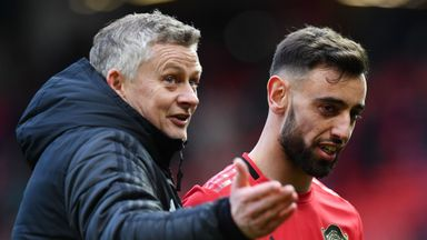 Ole: Fernandes has made a big difference