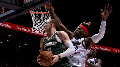 NBA Wk19: Bucks 108-97 Raptors