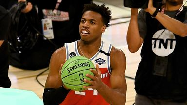 Hield: Booker motivated me to win