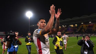 Folau scores on debut in Catalans win