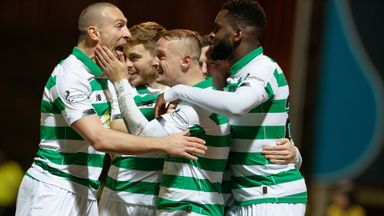Motherwell 0-4 Celtic