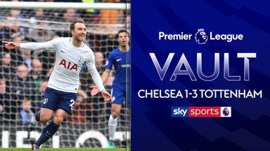 PL Vault | Chelsea 1-3 Tottenham (2018)