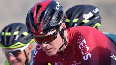 Froome happy to wait for Vuelta
