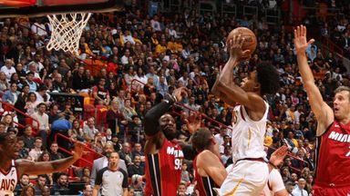 NBA Wk18: Cavaliers 105-124 Heat
