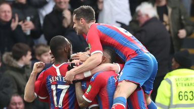 Merson: Palace could have scored more