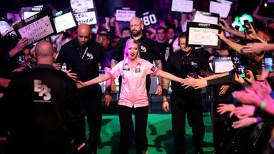 'PL darts wouldn't work behind closed doors'