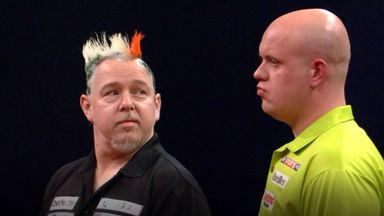 Wright angers MVG in Dublin (2014)