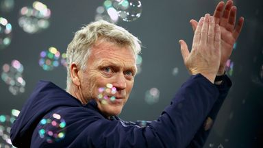 Moyes: We need fans to stick with us