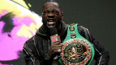 Wilder: Fury should take up comedy