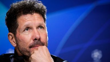 Simeone: Klopp's Reds will go down in history