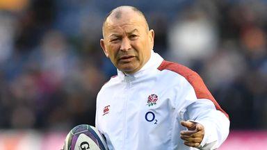 Jones '100% happy' in England job